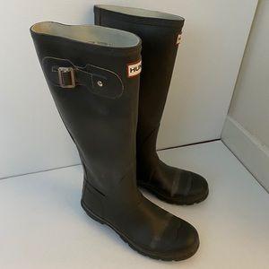 HUNTER Original Boots in Black